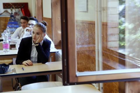 Több óvintézkedés mellett tartják az idei érettségi vizsgákat